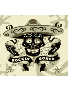 Spanish Rockin' Bones II - CD  Luxe Digipack