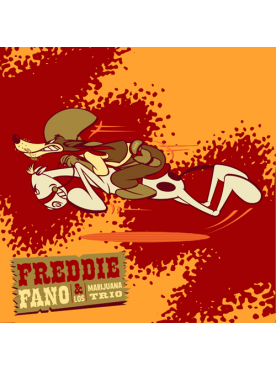 Freddie Fano & Los Marijuana Trio -  Mini CD