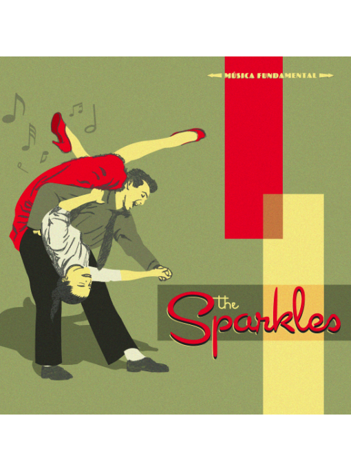 The Sparkles - EP Vynil