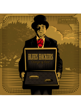 Blues Hackers - Change of Pace / Mini CD