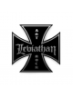 Leviathan's Iron Cross Vynil Sticker