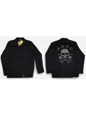 Black Rebel Motorcycle Club. Work Jacket