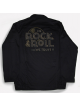 In Rock & Roll We Trust . Work Jacket.