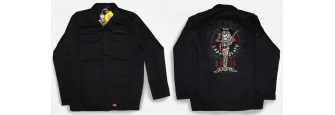 Lady Death Luck - Work Jacket