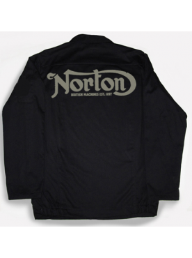 Norton British Machine - Work Jacket