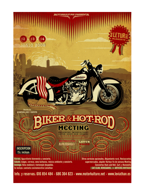 Biker & Hot Rod Meeting 2009