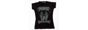 SpeedFest 2012, Oficial T-Shirt - Women