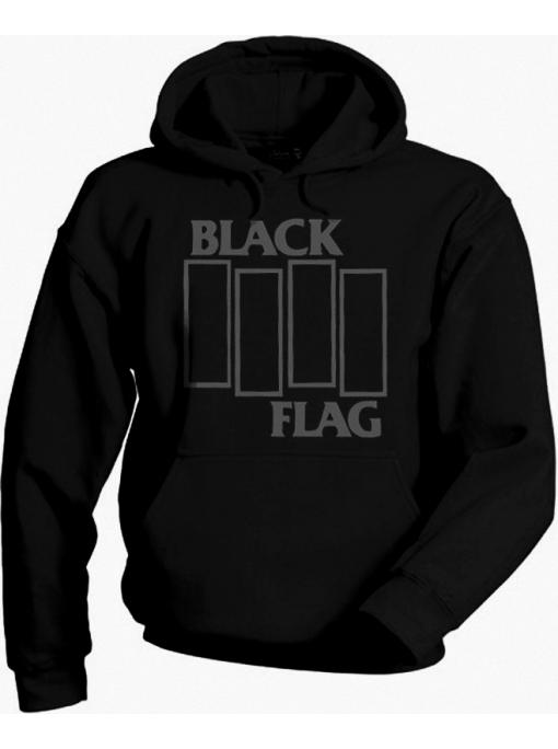 Black Flag - Men Hoodie