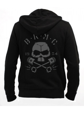 Black Rebel Motorcycle Club - Zip Hoodie