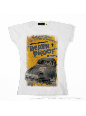 Death Proof - Women - Movie T-Shirt -