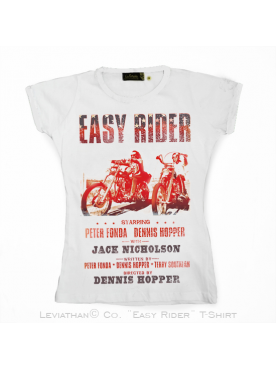 easy rider t-shirt camiseta