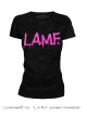 johnny thunders lamf t-shirt camiseta