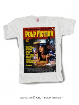 Pulp Fiction - Rare Cover - TShirt