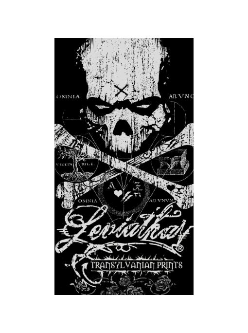 LVN Darknesskull - POSTER