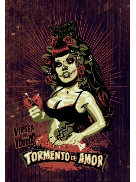 TORMENTO DE AMOR - Poster
