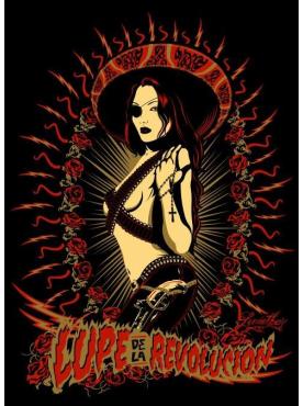 LUPE DE LA REVOLUCION - Poster