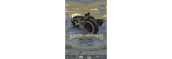 Biker & Hot Rod Meeting 2010 - Poster