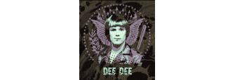 DEE DEE RAMONE - Poster
