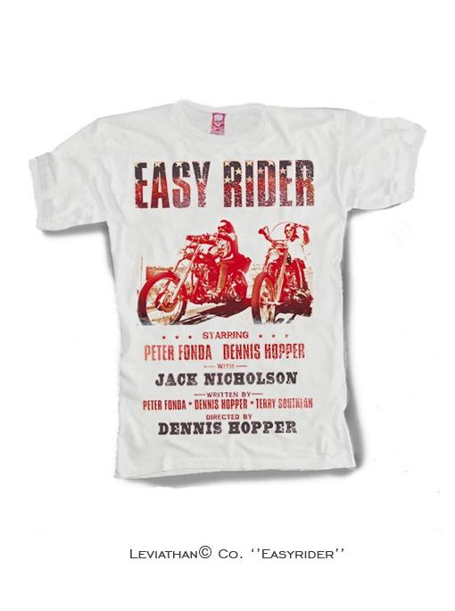 easy rider t-shirt camiseta