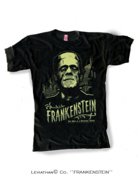 Frankenstein - The man is a Rational being - Men
