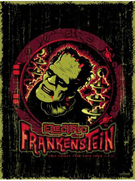Electric Frankenstein - Poster