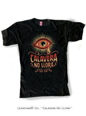 CALAVERA NO LLORA - Men