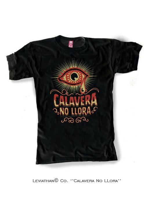 CALAVERA NO LLORA - Men